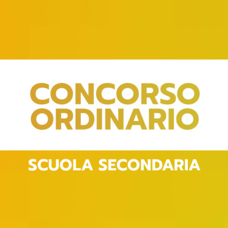 CONOSCENZA DELLA LEGISLAZIONE E DELLA NORMATIVA SCOLASTICA – CONCORSO ORDINARIO SECONDARIA