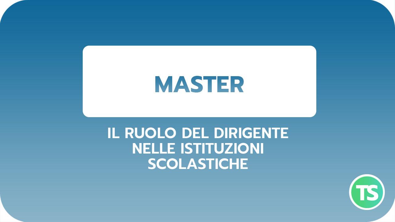 Master-dirigente