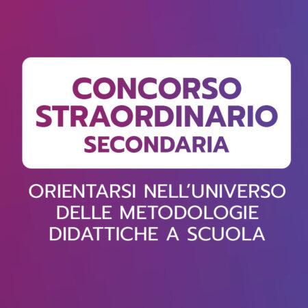 ORIENTARSI NELL'UNIVERSO DELLE METODOLOGIE DIDATTICHE A SCUOLA