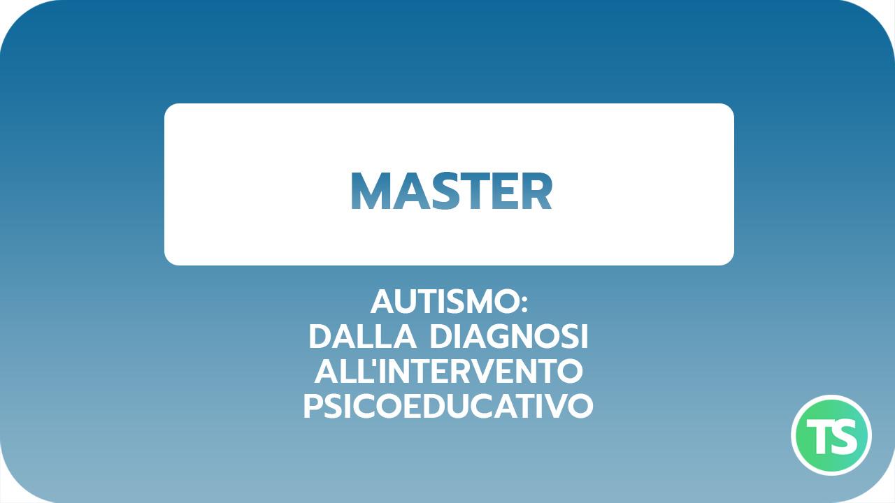 Master-autismo
